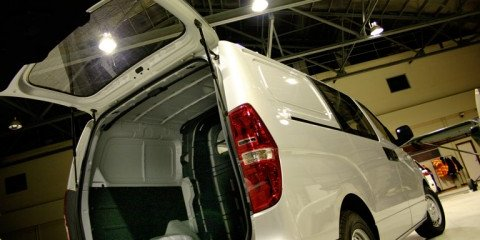 2008 Hyundai iLoad Review