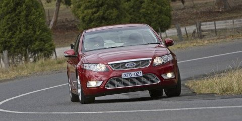 2008 Ford FG Falcon G6E specifications