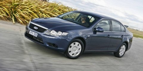 2008 Ford FG Falcon XT specifications