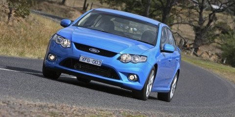 2008 Ford FG Falcon XR6 specifications