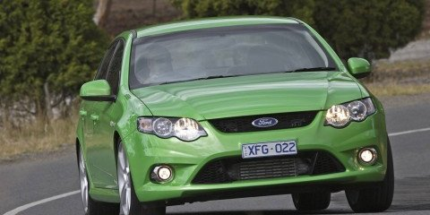 2008 Ford FG Falcon XR6 Turbo specifications