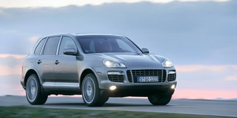 2008 Porsche Cayenne Turbo S released