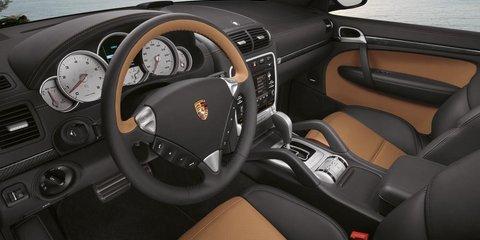 2008 Porsche Cayenne Turbo S released