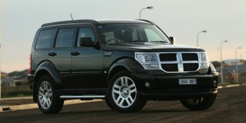 2008 Dodge Nitro SXT CRD review