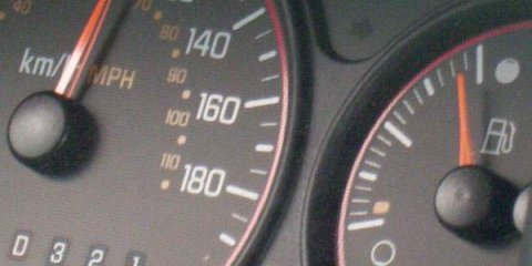 First Speed limits on the Autobahn