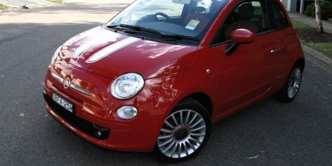 2008 FIAT 500 Review