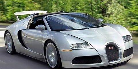 Bugatti Veyron Targa?