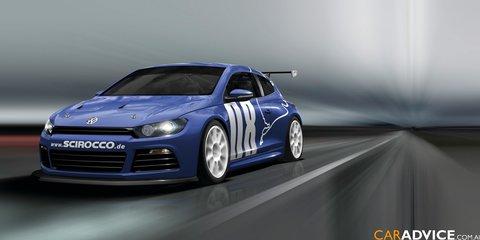 Volkswagen Scirocco GT24 unveiled