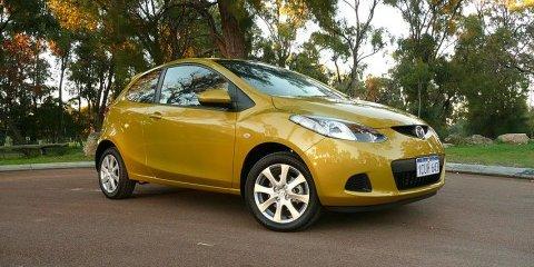 Mazda 2 Review