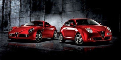 MiTo and 8C, Alfa's hot new twins
