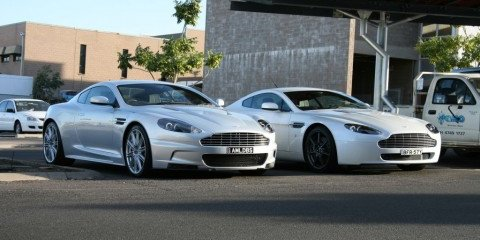 CarAdvice goes north for two Aston Martins