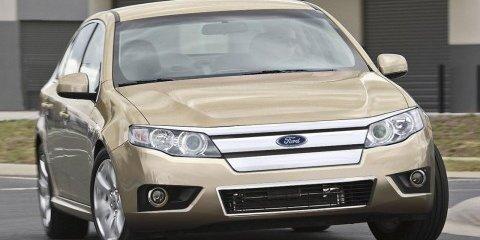 Ford FG Falcon USDM CGI
