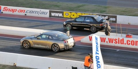 Video: Haltech Nissan GT-R dragstrip