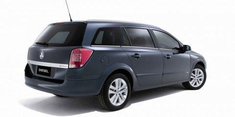 2008 Holden Astra CDTi Wagon (Diesel)