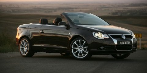 2008 Volkswagen EOS TFSI review