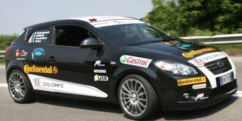 Kia Pro_Cee'd in Nurburgring 24-hour