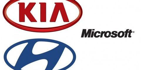 Hyundai and Kia - powered by Microsoft