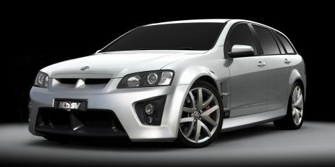HSV Tourer details emerge