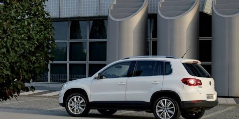 All-new Volkswagen Tiguan