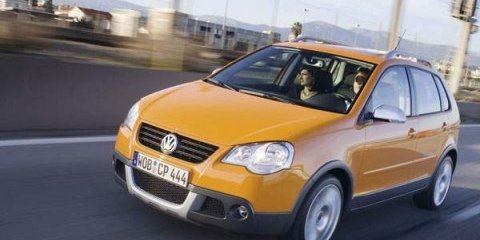 Volkswagen to add AWD to Polo?
