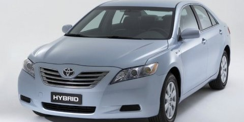 No Hybrid Camry without Green Fund