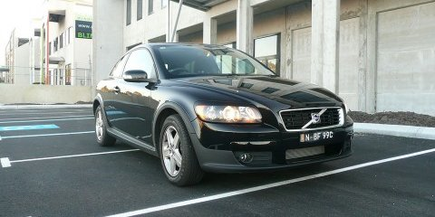 2008 Volvo C30 S review