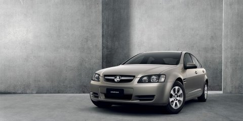 2009 Holden Commodore range preview