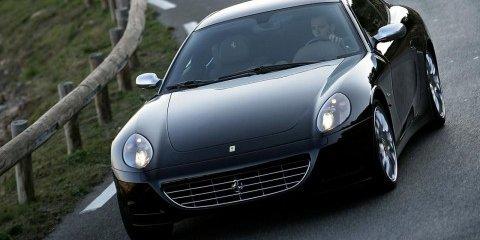 2008 Ferrari 612 Scaglietti specifications
