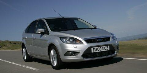 Ford PowerShift twin-clutch transmission