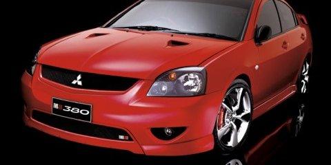 Mitsubishi TMR 380 limited production