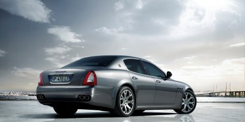 New Maserati Quattroporte range unveiled