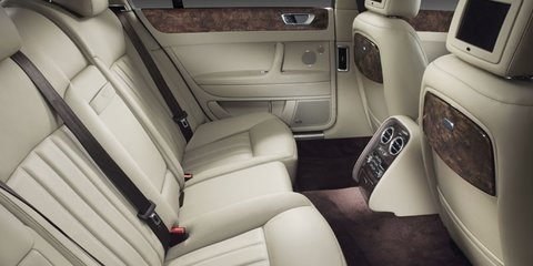 2009 Bentley Continental Flying Spur details