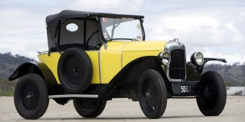 Citroën celebrates 85 years in Australia
