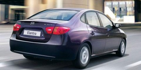 Hyundai announces LPG Hybrid Elantra