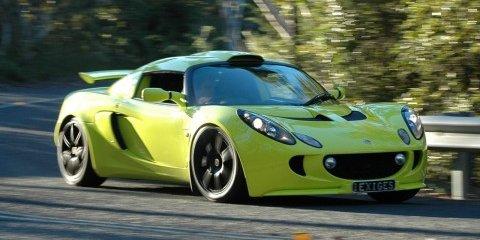CarAdvice Garage: Lotus Elise S Exige S
