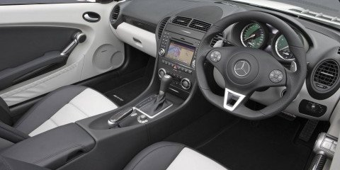 2008 Mercedes-Benz SLK-Class Roadster