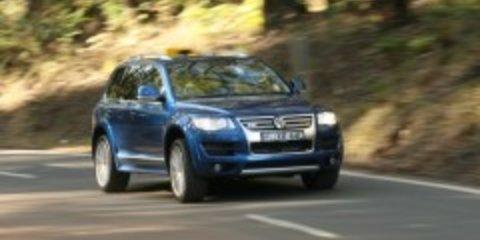 Volkswagen Touareg R50 & Mercedes Benz ML500 review