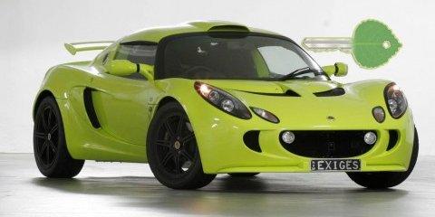 Lotus - fuel efficient performance cars