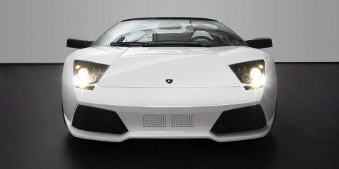 Lamborghini Murcielago LP 640 Roadster Versace
