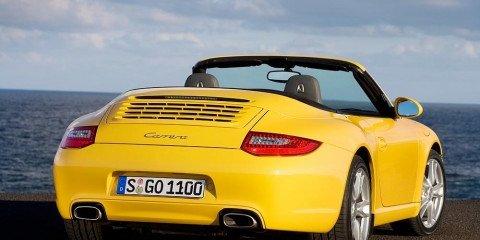 Porsche's next generation 911