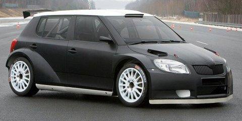 2009 Skoda Fabia Super 2000