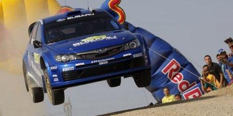Subaru take second in Greece rally debut