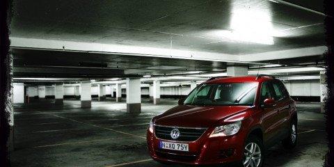 2008 Volkswagen Tiguan 103TDI Review
