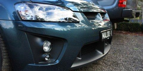 TRD Hilux 4000SL vs. LS3 HSV Maloo R8 Review