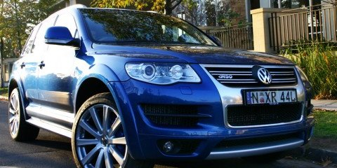2008 Volkswagen Touareg R50 Review