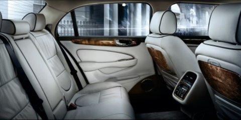 Jaguar XJ Diesel still Britain's Greenest Luxury car