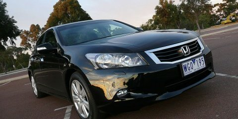 2008 Honda Accord Review