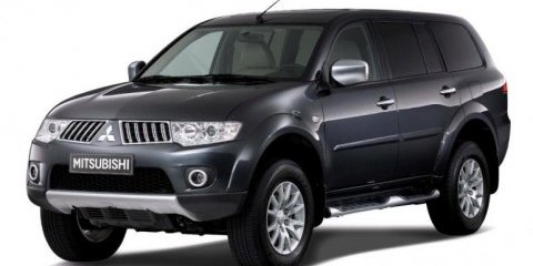 Mitsubishi Challenger Moscow debut