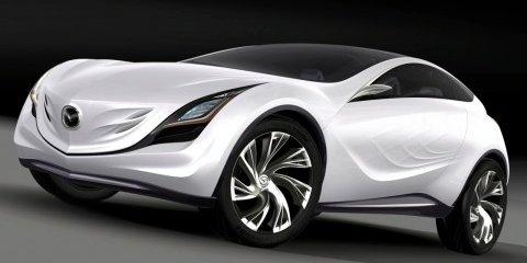 Mazda unveils Kazamai Concept