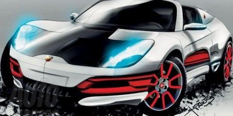 Abarth developing Elise-based sports coupe